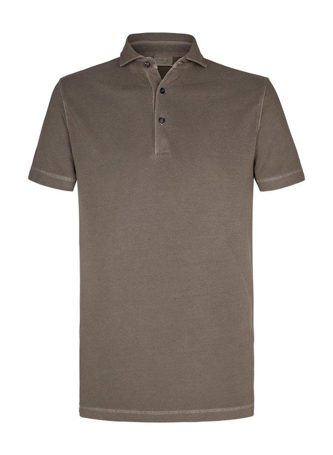 Uni Taupe - Garment Dye