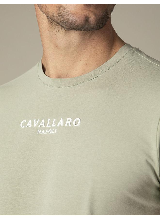 Uni Groen - Logo Cavallaro Stretch