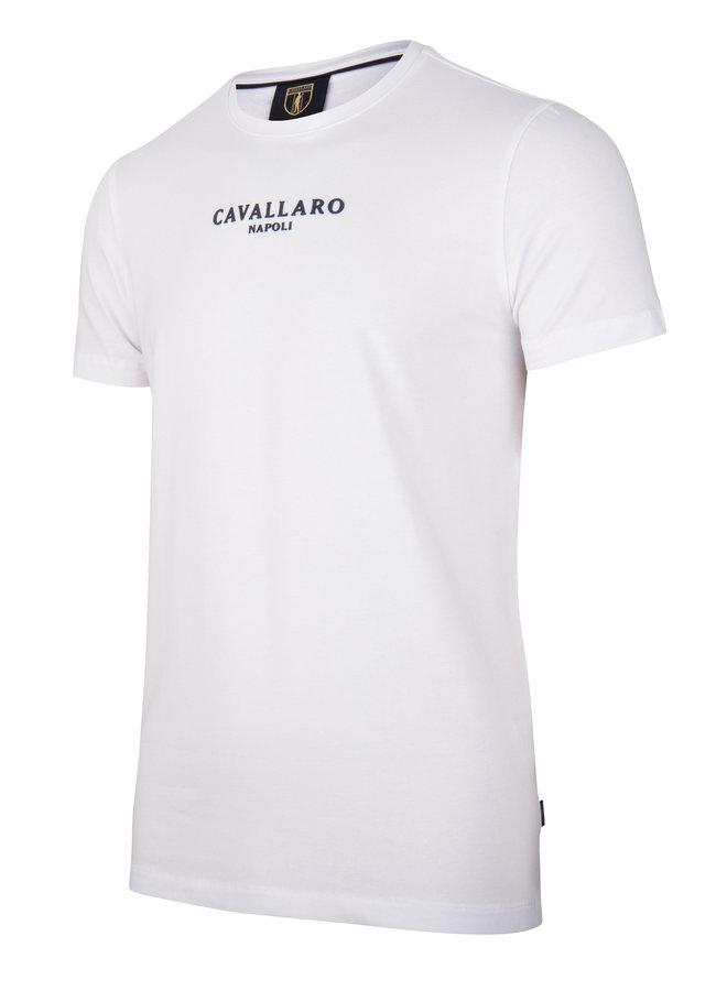 Uni Wit - Logo Cavallaro Stretch