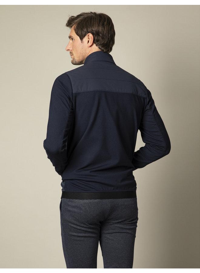 Uni Blauw Jack