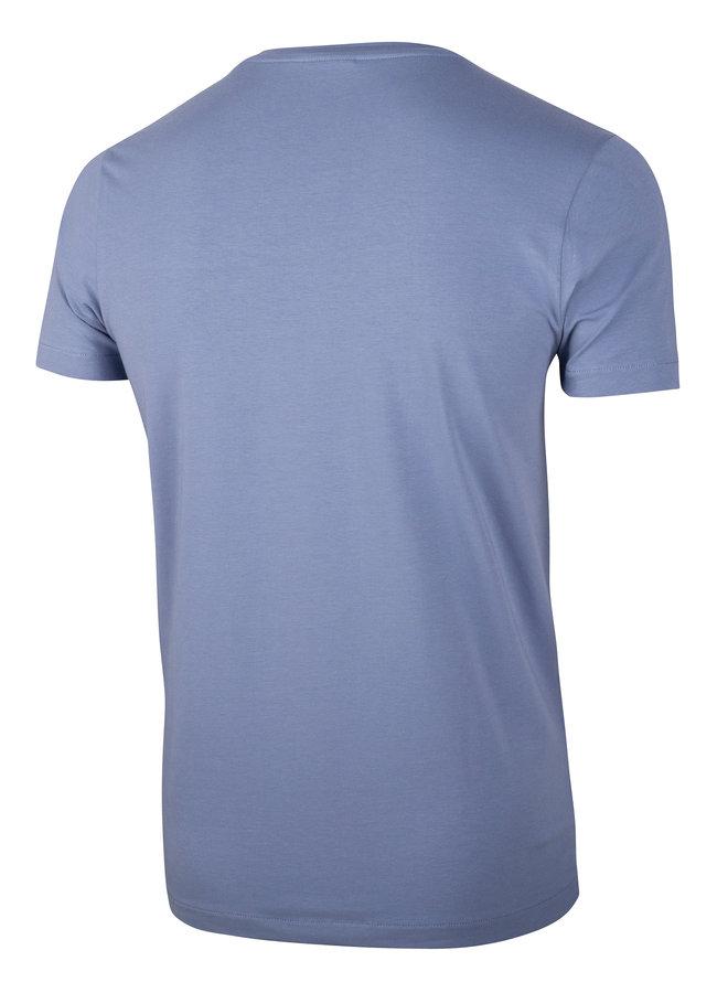 Uni Licht - Blauw - Logo Cavallaro Stretch