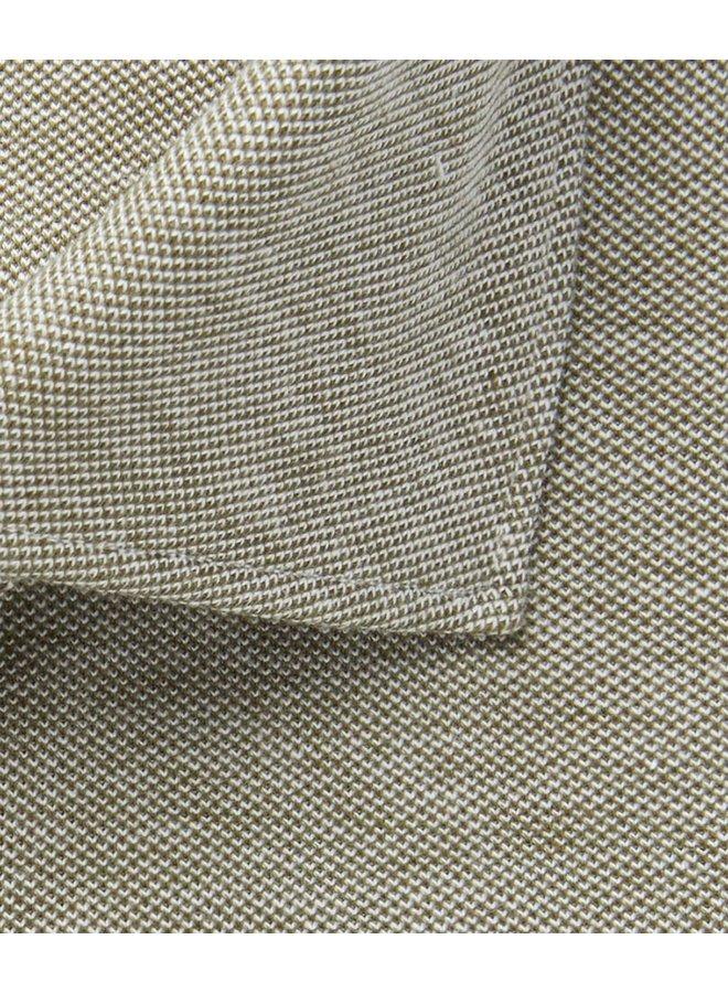Uni Groen Melange Knitted
