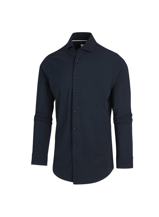Uni Navy Lounge Jersey Knitted