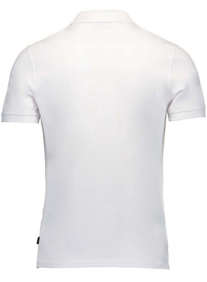 Uni Wit Melange - Stretch
