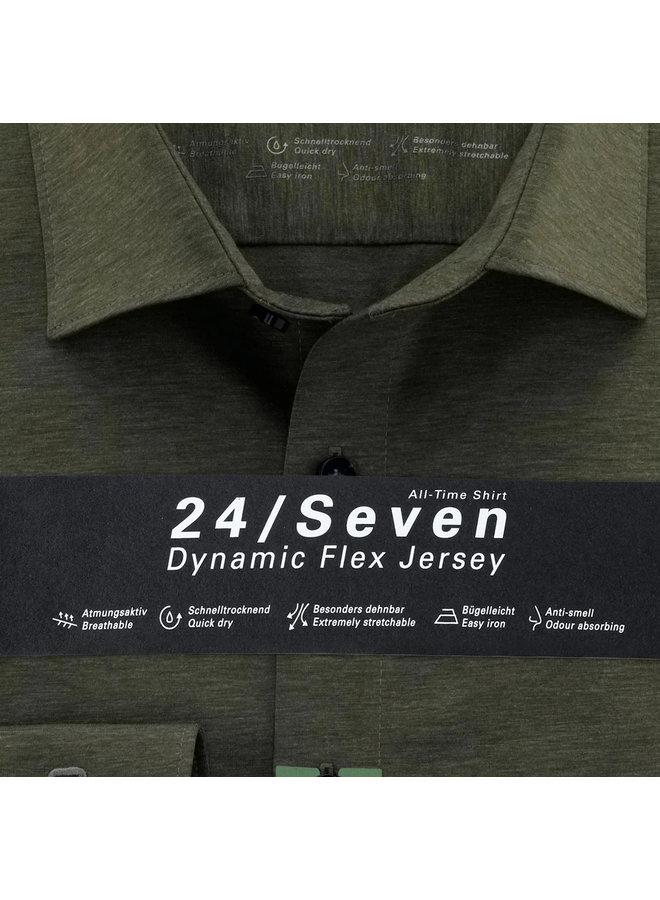 Uni Donker - Groen 24/Seven Knitted