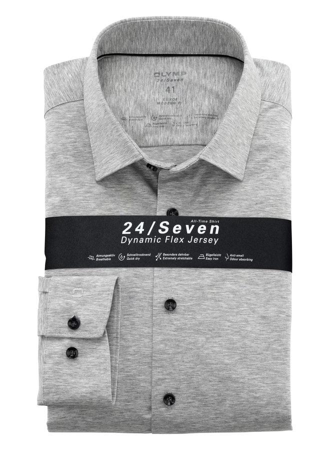 Uni Licht - Grijs 24/Seven Knitted