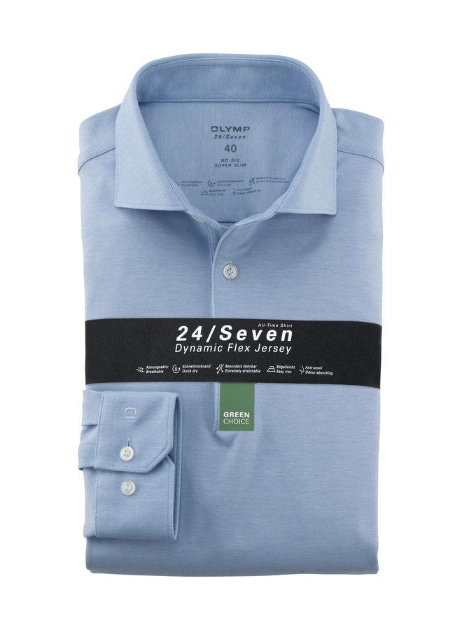 Uni Licht - Blauw 24/Seven Knitted