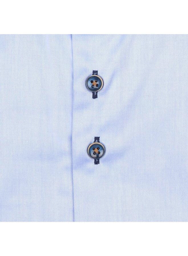 Uni Licht - Blauw Knoop Blauw - Modern Fit