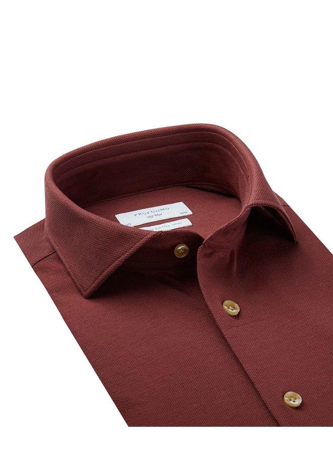 Uni Brique Knitted - Slim Fit