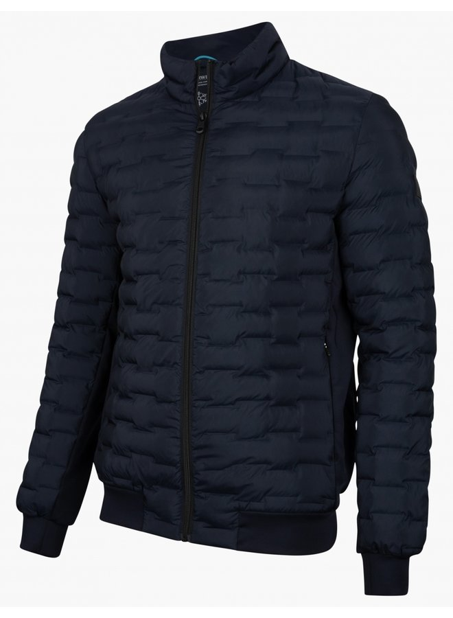 Peio Jacket- Donker Blauw