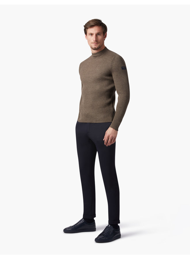 Bastone Pullover Taupe Beige