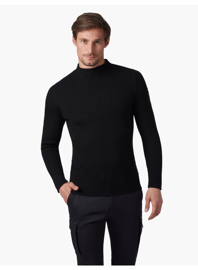Bastone Pullover Zwart