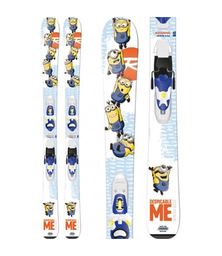 Rossignol Minion Kid-X 80 Ski inc Binding