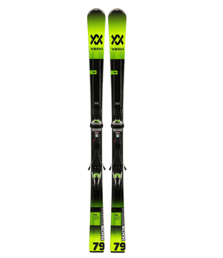 Volkl Deacon 79 Ski inc Wideride XL Binding