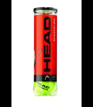 Head Radical Tennis Balls 4's