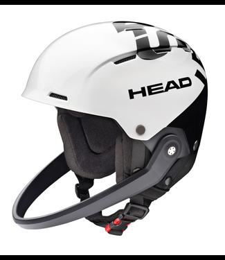 Head Team SL White/Black Helmet