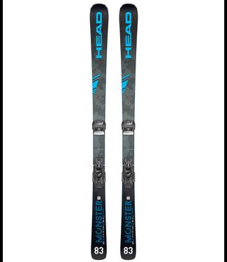 Head Monster 83 Ti Ski