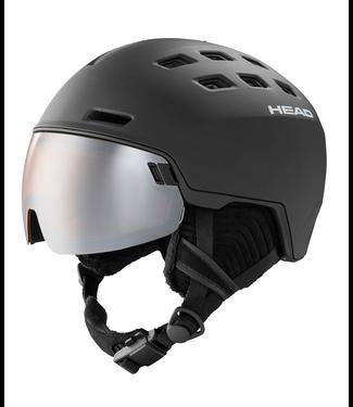 Head RADAR black Helmet