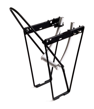Mpart FLRB front low rider rack - blk