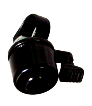 MPart Bell for standard size bar black