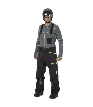 Picture Welcome Bib Pant