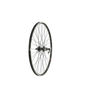 700C Rear Wheel QR Disc 8Spd