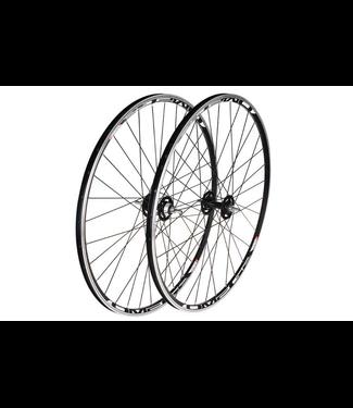 700c Front Wheel Track Black