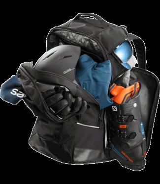 Salomon EXTEND GO-TO-SNOW GEAR BAG BLACK/ON