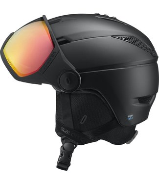 Salomon Pioneer Visor Photo Helmet