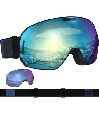 Salomon S'Max Photo Sigma Goggle (inc Extra Lens)