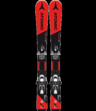 Atomic REDSTER J2 70-90 + C 5 Ski Set