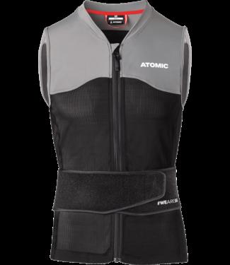 Atomic LIVE SHIELD Vest M Black/Grey