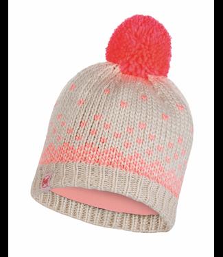 Buff Hilda Knitted Junior Hat