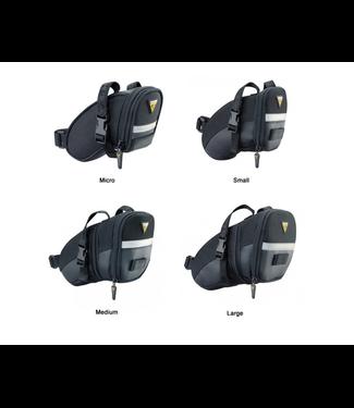 Topeak Wedge Aero With Straps Saddle Bag