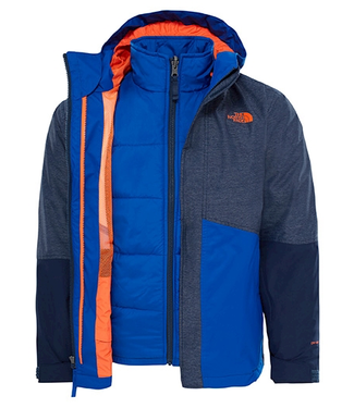 The North Face Boundary Triclimate Boys Jacket