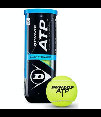 Dunlop ATP Championship Balls can of 4