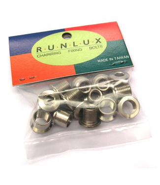 Stainless Steel Chainring Bolts for Triple Chainset