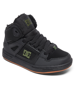 DC Pure High-Top WNT Boys Shoe