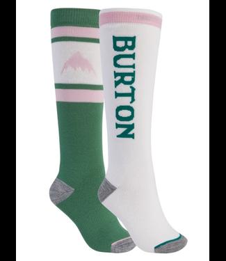 Burton Weekend Mid Weight Womens 2 Pack Sock