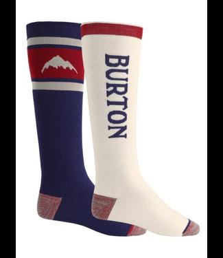 Burton Weekend Mid Weight Mens 2 Pack Sock