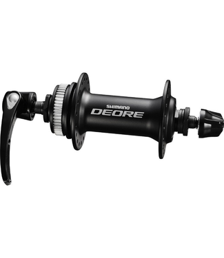 Front Hub Deore 30+H Blk
