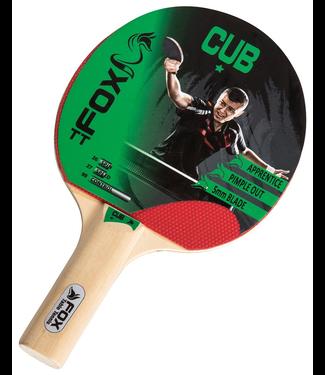 Fox Fox TT Cub 1 Star Table Tennis Bat