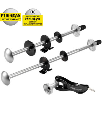 Pinhead Quick Release Lock 2-Pack