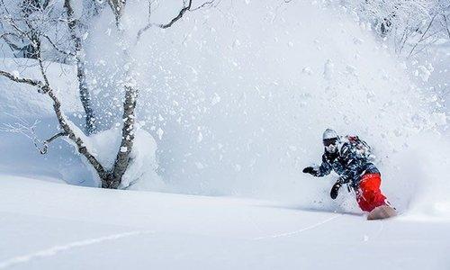 DeckedOut Snowboard