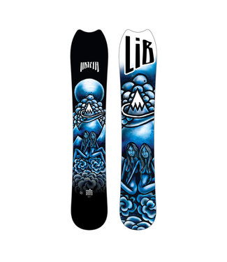 Mervin Lib Tech Jamie Lynn Tittyfish C3 Snowboard