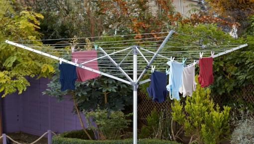 Wassen, drogen & strijken