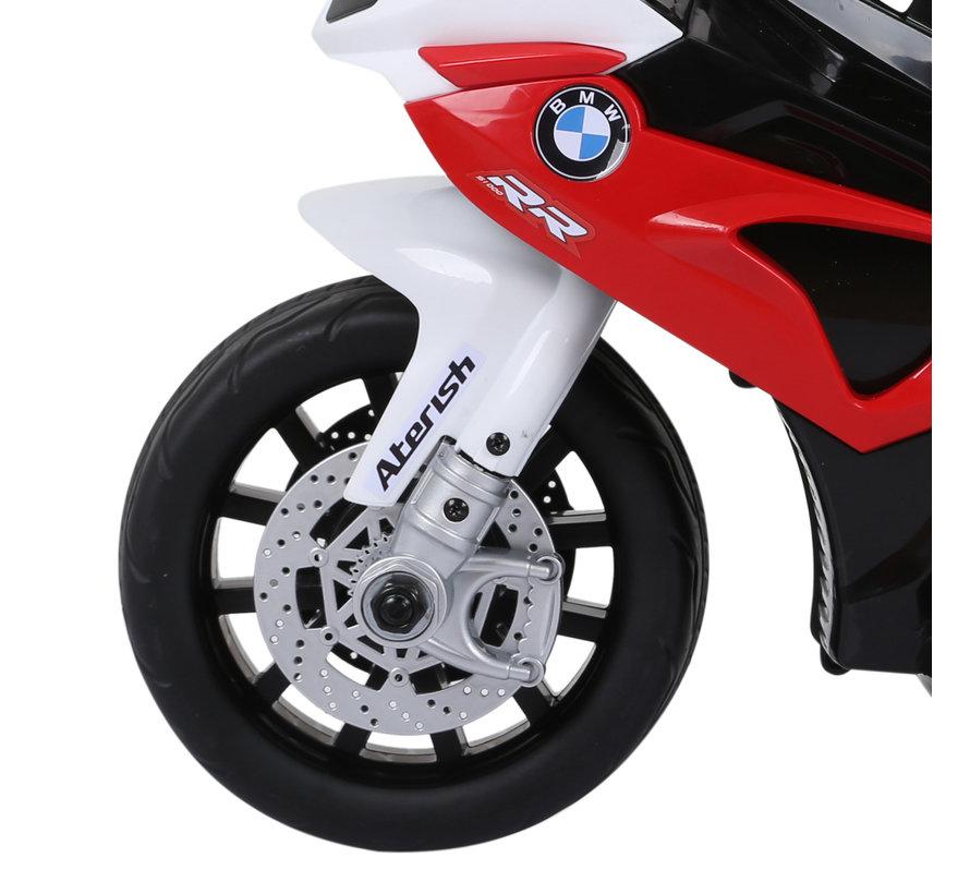 HOMCOM Driewieler motorfiets BMW S1000RR zwart/wit/rood