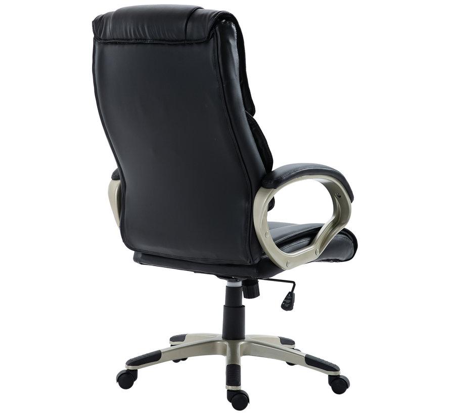 HOMCOM Bureaustoel met armleuningen