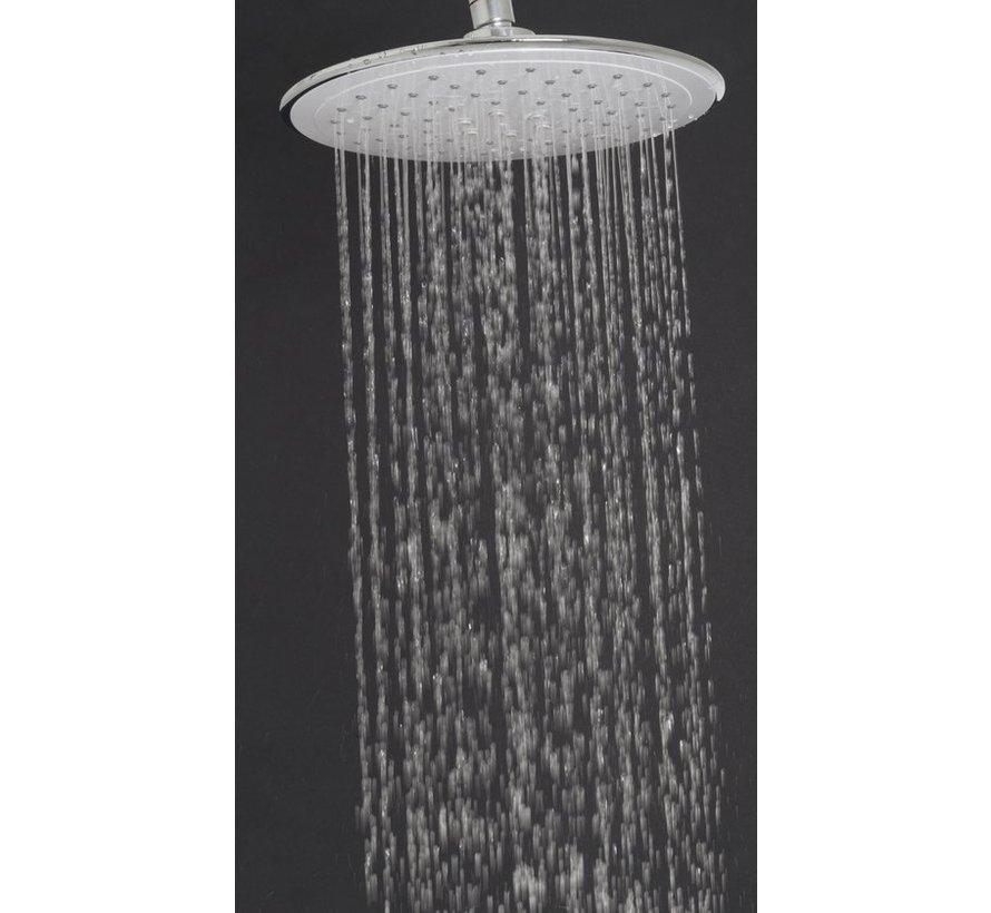 Bath & Shower - XL Doucheset met regendouche en handdouche - rond - 3 functies