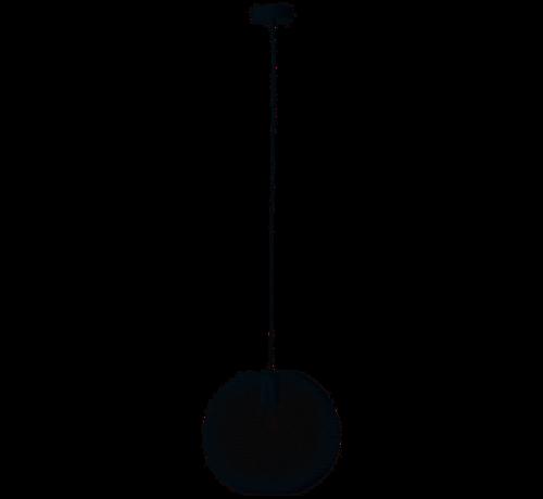 Brilliant Brilliant industriële hanglamp Oana - wit